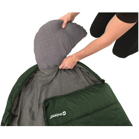 Outwell Canella Supreme Sovepose, green